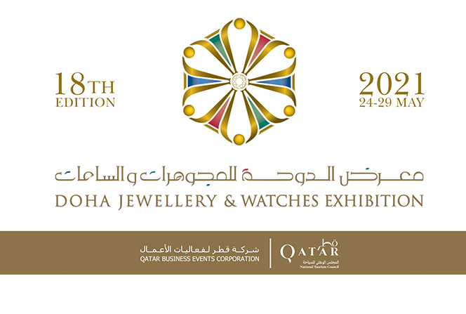 The 18th Edition of Doha Jewellery and Watches Exhibition to Launch from 24-29 May