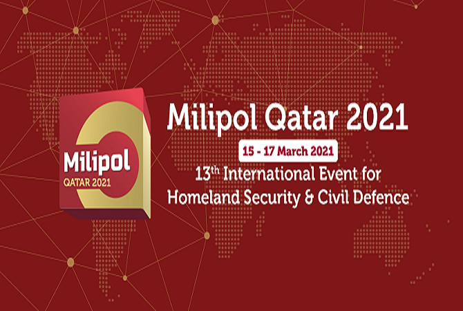 Milipol Qatar 2021 from 15-17 March