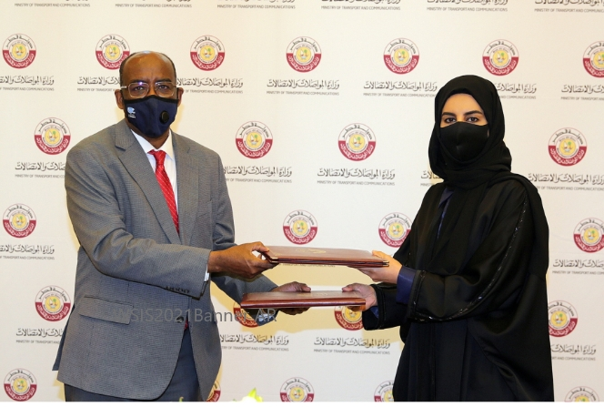 MOTC and Doha Institute for Graduate Studies Sign MoU to Develop Digital Skills