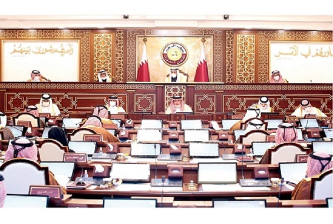 Shura Council Discusses Amending Commercial Companies Law